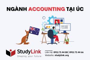 NGÀNH ACCOUNTING - Triển vọng nghề nghiệp & Cơ hội định cư tại Úc