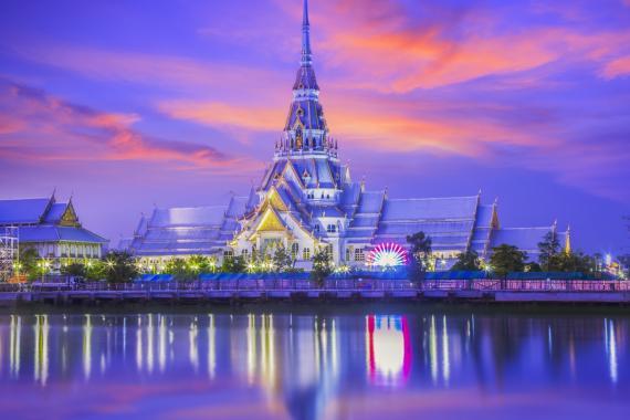 Du học Thái Lan